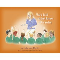 Safe4Kids 'Gary Just Didn't Know the Rules' Book