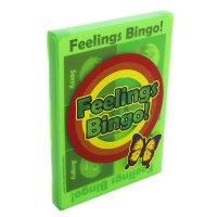 Safe4Kids Feelings Bingo