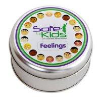 Safe4Kids Feelings Cards Tin