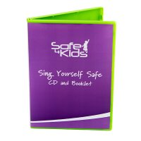 Safe4Kids Sing Yourself Safe CD