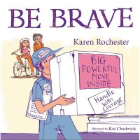 Safe4Kids 'Be Brave' Book