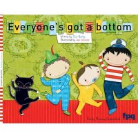 Safe4Kids 'Everyone's Got a Bottom' Book