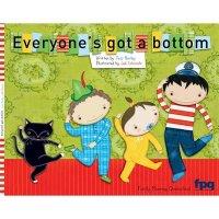 Safe4Kids 'Everyone's Got a Bottom' Book