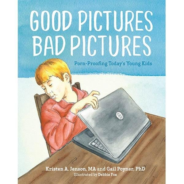 Safe4Kids 'Good Pictures Bad Pictures' Book