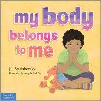 Safe4Kids 'My Body Belongs to Me' Book