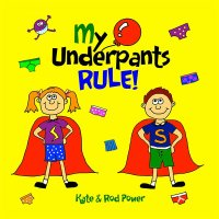 Safe4Kids 'My Underpants RULE!' Book