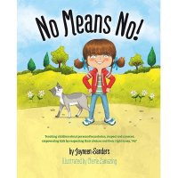 Safe4Kids 'No Means No!' Book