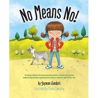 Safe4Kids 'No Means No!' Book