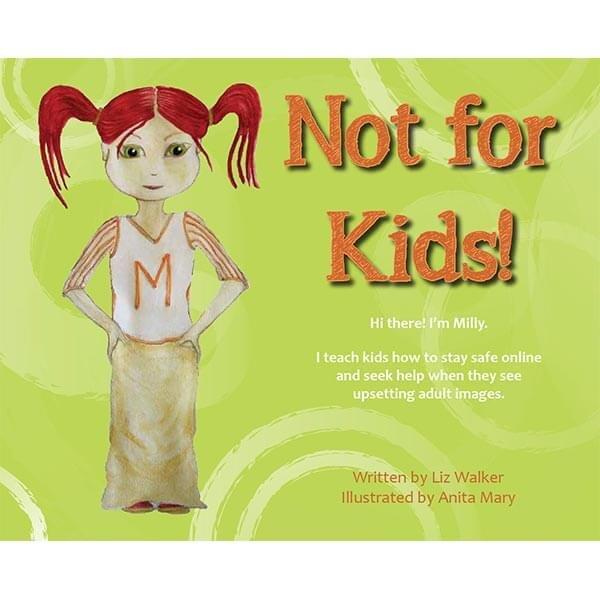 Safe4Kids 'Not For Kids!' Book