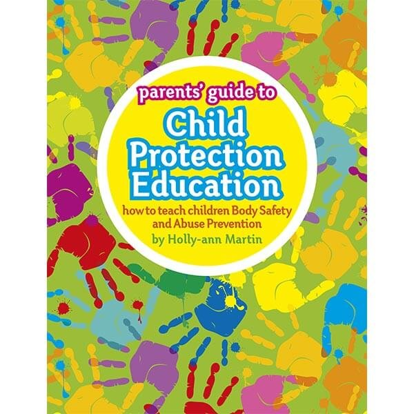Safe4Kids 'Parents' Guide to Child Protection Education' Book