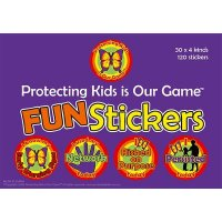 Safe4Kids Fun Stickers
