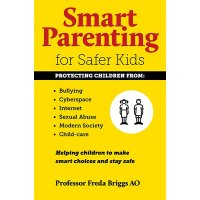 Safe4Kids 'Smart Parenting for Safer Kids' Books