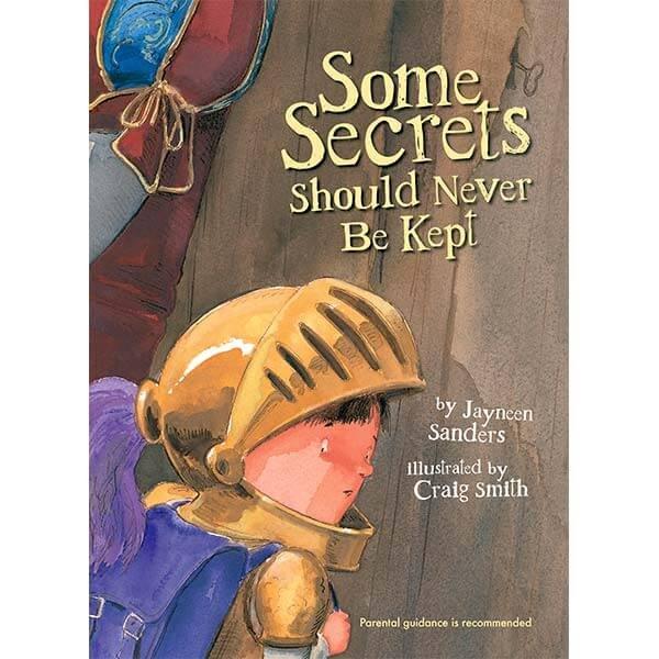 Safe4Kids 'Some Secrets Should Never Be Kept' Book