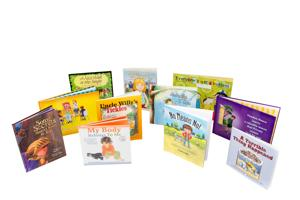Safe4Kids Child Protection Education Books