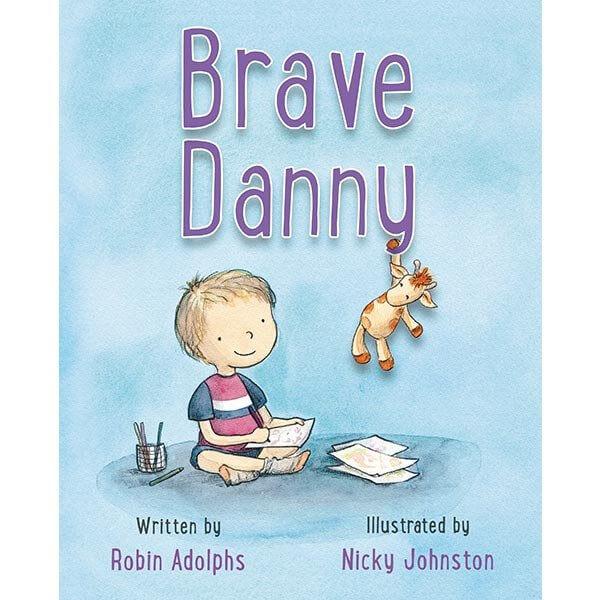Safe4Kids 'Brave Danny' Book