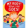 Safe4Kids 'My Body! What I Say Goes!' Book