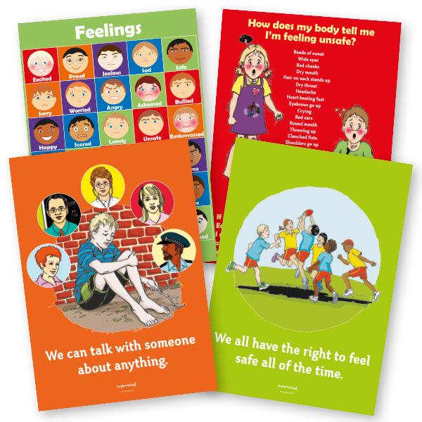 Safe4Kids Resources Poster Bundle