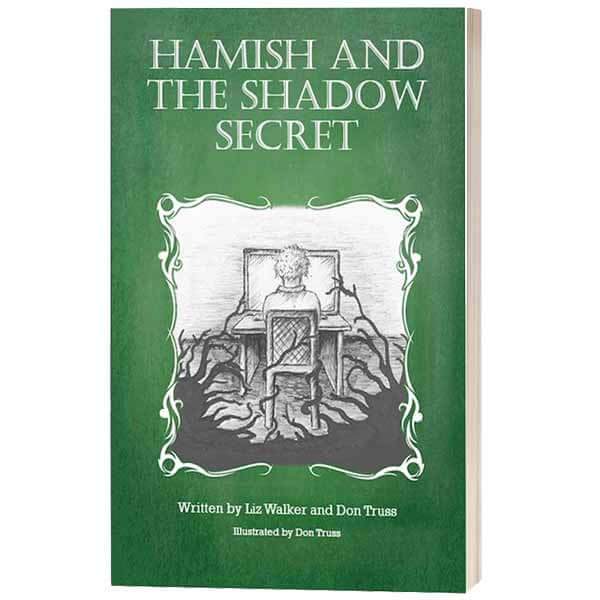 Safe4Kids 'Hamish And The Shadow Secret' Book